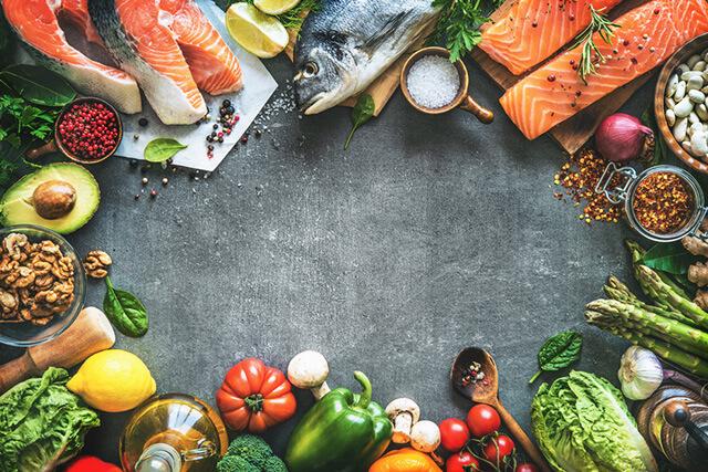 野菜 魚 果物