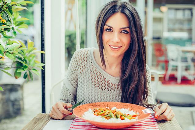 太りたい女性のための食事法